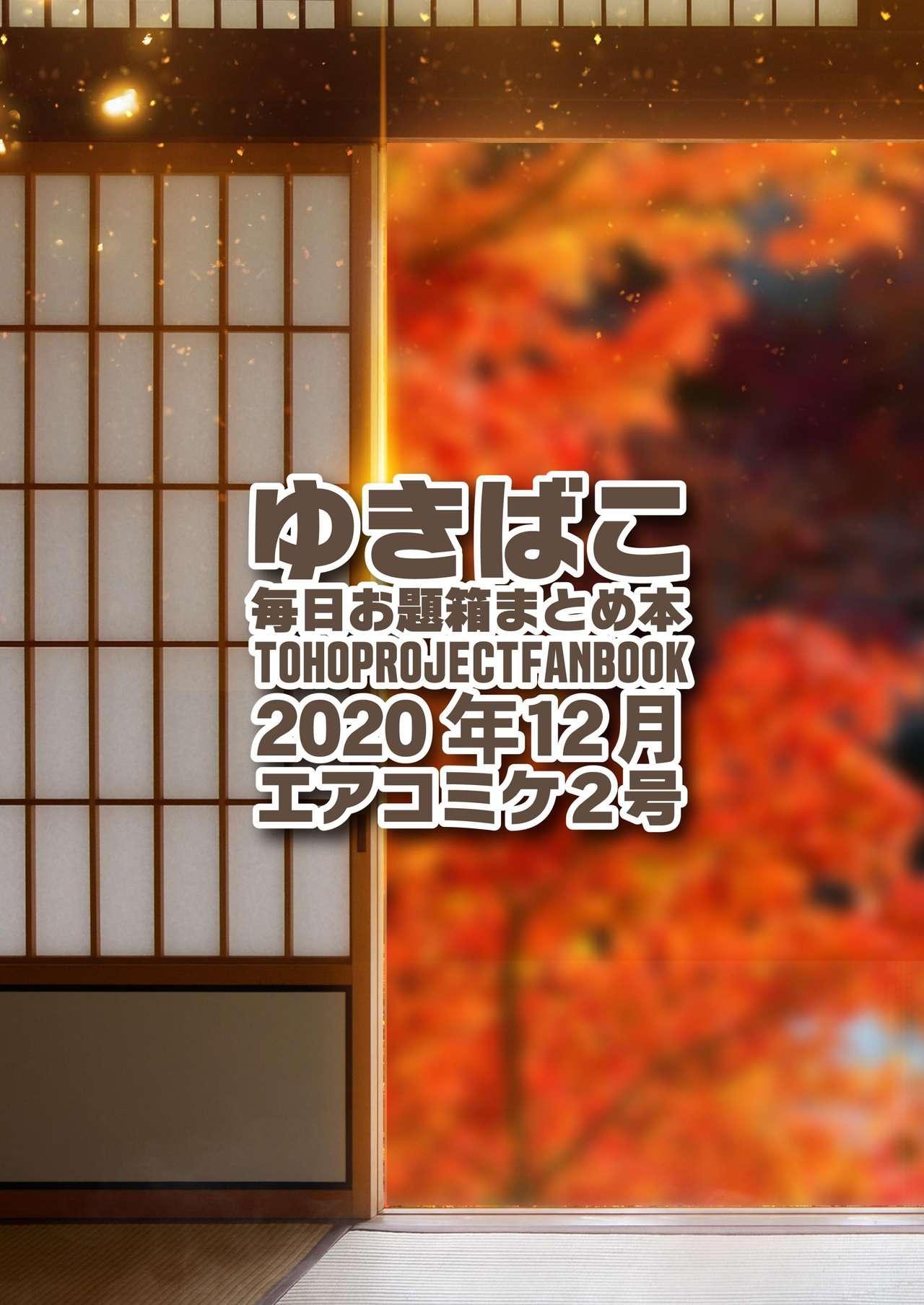 Nazrin to Seishugyou Yukibako 2020-12 Air Comike 2 26