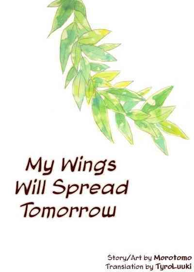 Hane wa Ashita Haeru   My Wings Will Spread Tomorrow 1