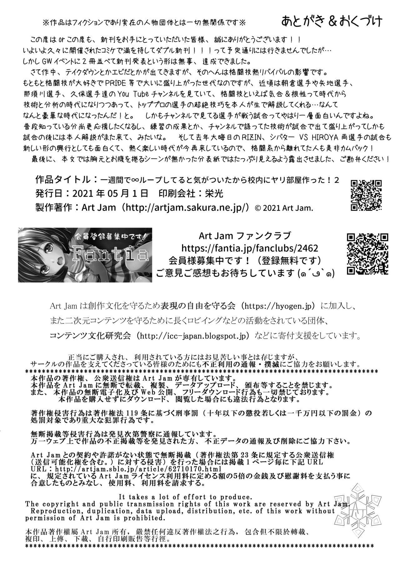 Isshuukan de Mugen Loop Shiteru to Kigatsuita kara, Kounai ni Yaribeya Tsukutta! 2 25