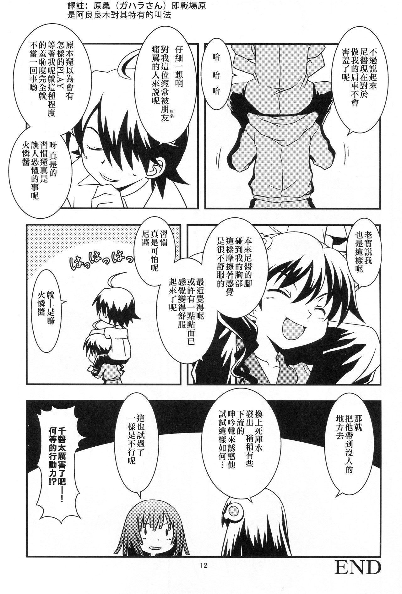Nii-chan wa Sonna Koto Dakara 11
