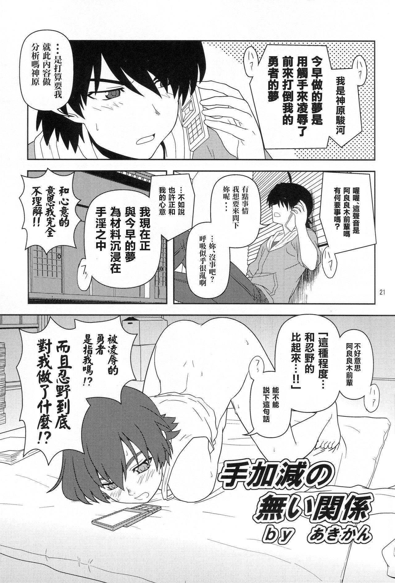 Nii-chan wa Sonna Koto Dakara 20
