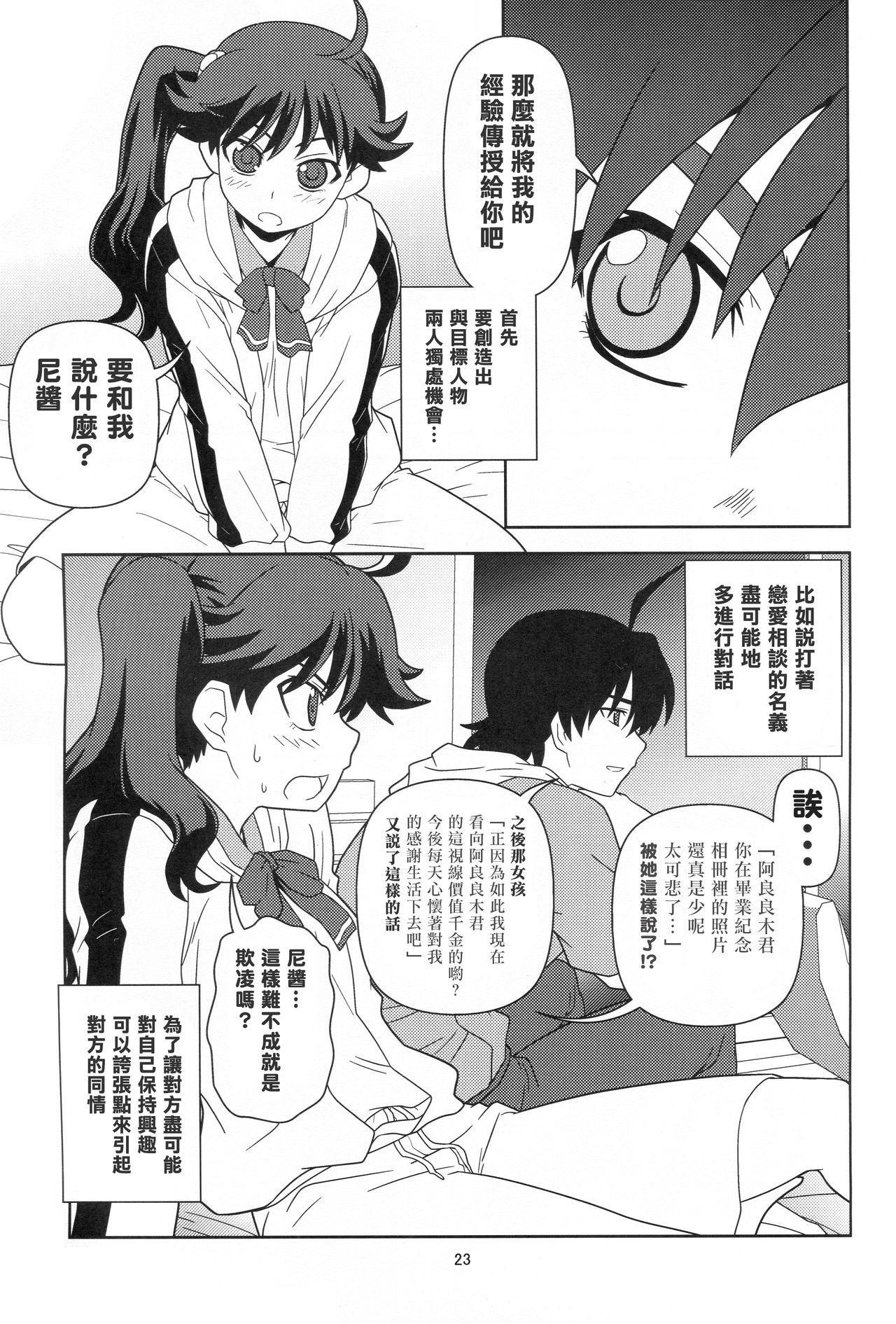 Nii-chan wa Sonna Koto Dakara 22