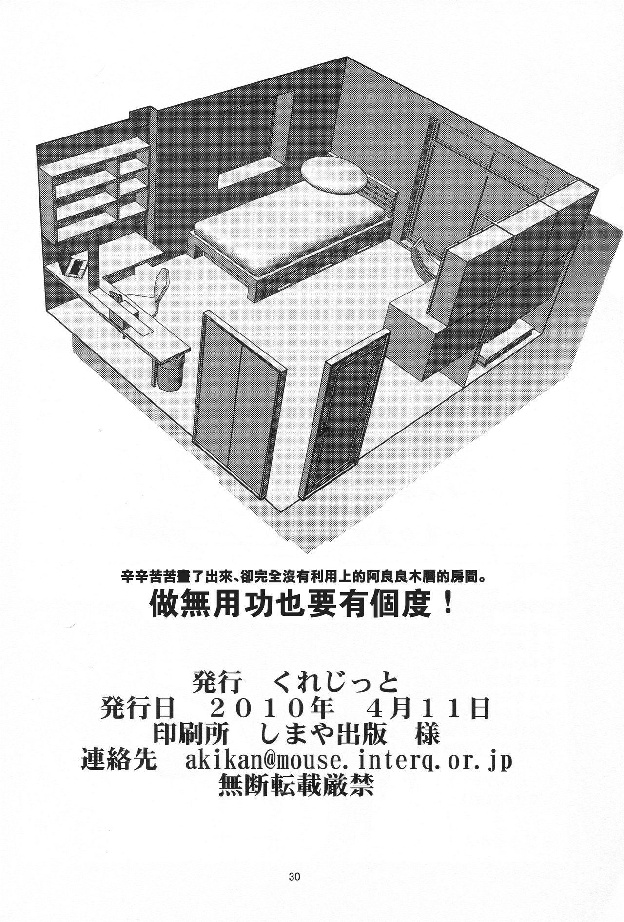 Nii-chan wa Sonna Koto Dakara 29