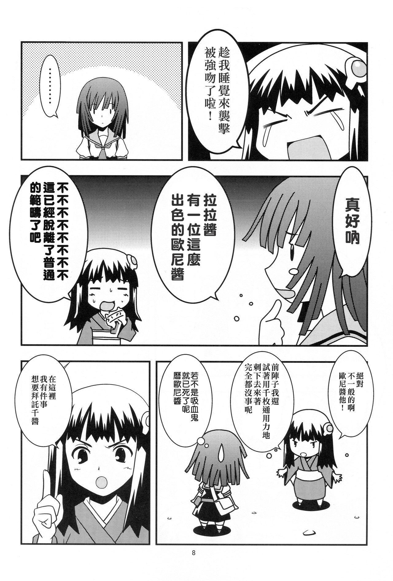 Nii-chan wa Sonna Koto Dakara 7