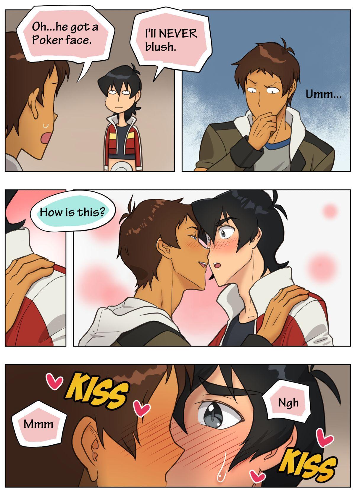 I won't blush 14