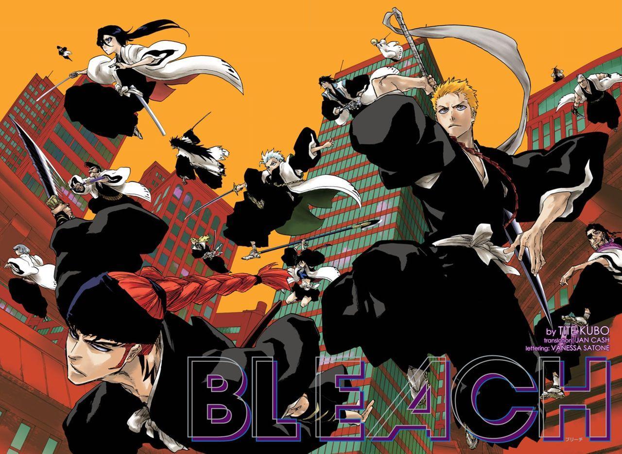 Bleach - 20th Anniversary Special One-Shot 0