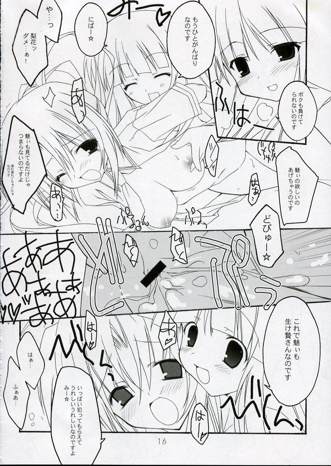 Hinamizawa Rankou Annai 14